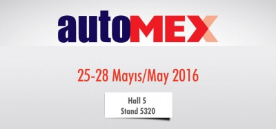 AUTOMEX/METALTECH 2016